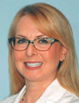 """Vision Specialists of Michigan in """"Women in Optometry"""" Dr. Berger Isrealoff"""